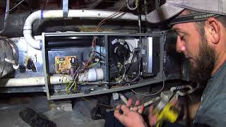 10-12-17 Trane Furnace Heating Maintenance for Jason K of Real Customers