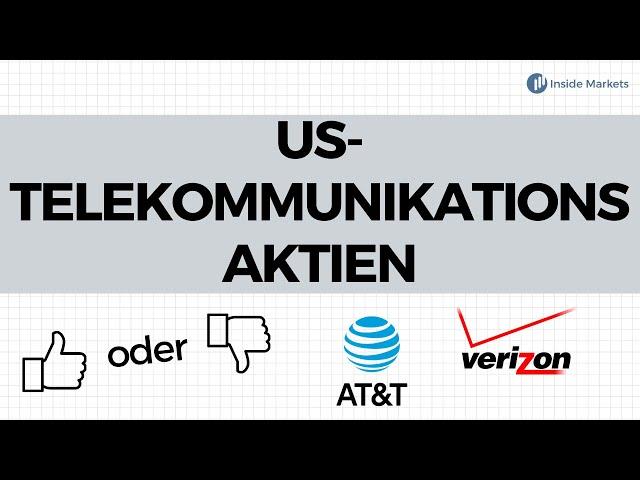 Können Verizon und AT&T den S&P 500 schlagen?