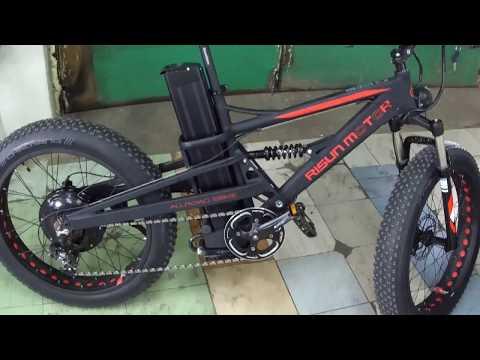 Шикарный Электровелосипед, за смешные деньги! Электро фэтбайк.