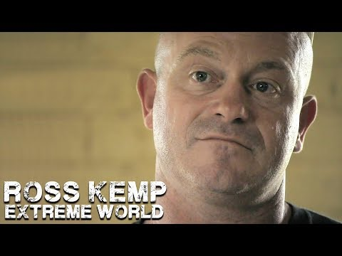 Ross Kemp Meets a Lieutenant of George Street in Belize | Ross Kemp Extreme World