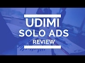 Udimi Solo Ads Review - How to Find Best Solo Ads That Work