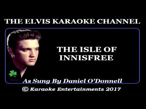Celtic Connections Karaoke The Isle of Innisfree