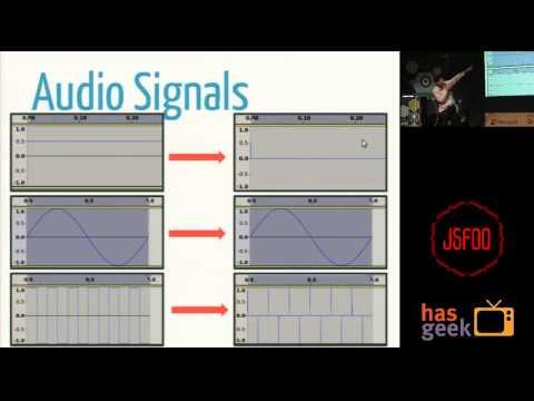 Ameya Karve - Bot using NodeJS and the HTML5 Audio API - YouTube