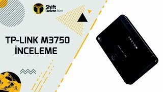 TP-LINK M7350 İNCELEME - 4G HER YERDE SİZİNLE