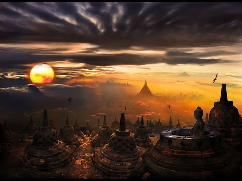 Borobudur Temple, is a 9th century Mahayana Buddhist temple in Magelang, Central Java, Indonesia,
