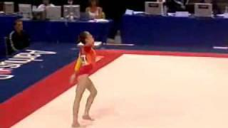 2006 Worlds Women's All Around - Pang Panpan FX