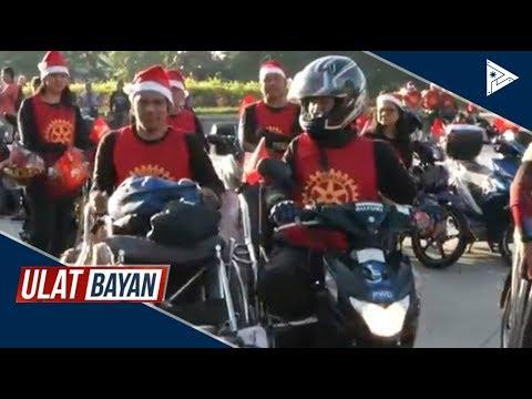 1K Riders, Nakiisa Sa Kampanya Ng DOH Vs. Polio