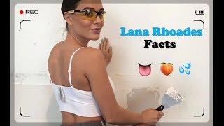 Lana Rhoades Facts