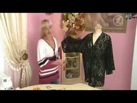 Como hacer una blusa de encaje youtube - Que faire avec une vieille baignoire ...