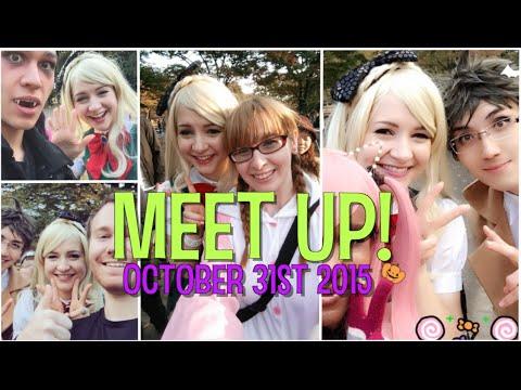 Meeting You Guys! With Einshine & Nyansai // Oct. 31 2015 Yoyogi Park
