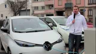 Renault ZOE - La recharge