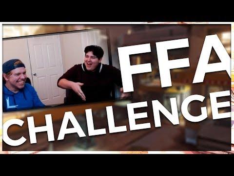 Halo 5 -  FFA Controller Swap Challenge!