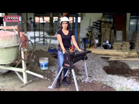 Prensa o banco de trabajo portátil Urrea URREA México thumbnail