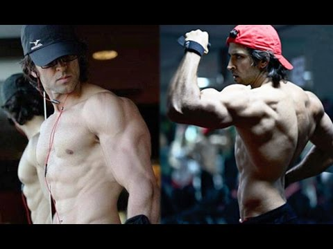 Hrithik Roshan Body Picture Bodybuilding Workout Images Youtube