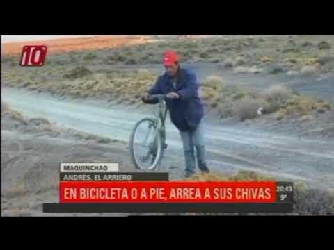 Maquinchao: Andrés El Arriero