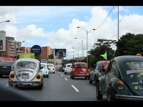 Clud VW Escarabajo de Caracas - Caravana 2012