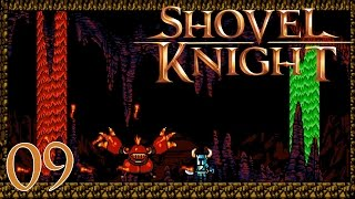 Shovel Knight Walkthrough Part 9 - Mole Knight