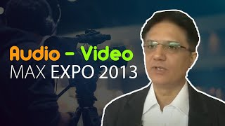 Audio - Video Max Expo 2013 by Network