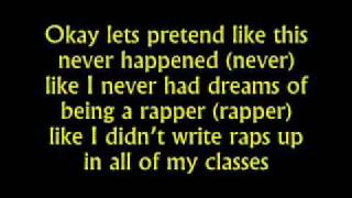 B.o.B feat. Eminem & Hayley Williams - Airplanes (lyrics)