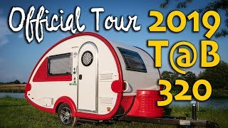 2019 T@B 320: Official Tour At The NüCamp Factory