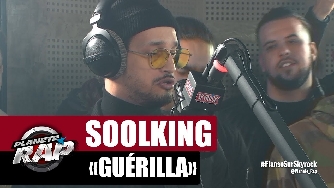 soolking guerilla mp4