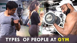 Types of People at Gym | AASHIV MIDHA