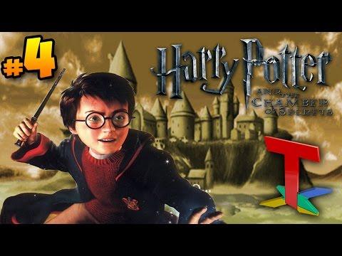Guía en Español de Harry Potter y la cámara secreta [Parte 4]