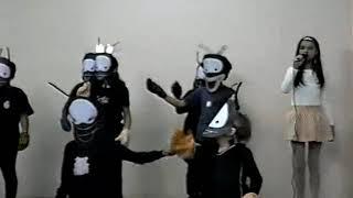 Celebração de Páscoa - IPB Pinhão (2001)
