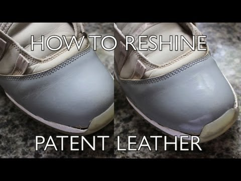 How to Reshine Patent Leather