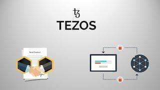 Криптовалюта Tezos (XTZ) - Блокчейн 3.0 | Обзор платформы Tezos