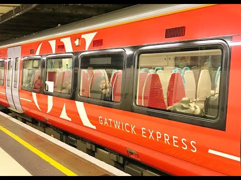 Review Gatwick Express from London Victoria EVERY 15 Minutes - Prices