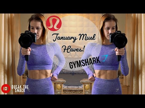 january-must-haves!