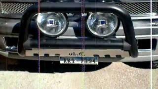 2000 dodge ram 1500 single cab v6 2in lift w 33 s