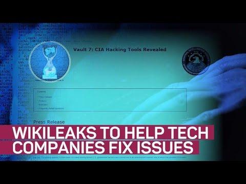 WikiLeaks will help Apple, Samsung, Google fix CIA hacks