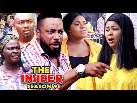 Download THE INSIDER SEASON 9 (Trending  New Movie Full HD) Fredrick Leonard  2021 Latest Nigerian New  Movie