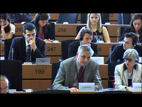 Wednesday 22 July. Morning Session of the  2nd Meeting of the Environment Committee in the 8th EP.