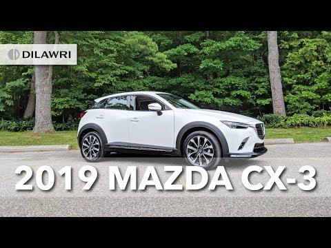 2019 Mazda CX-3: REVIEW