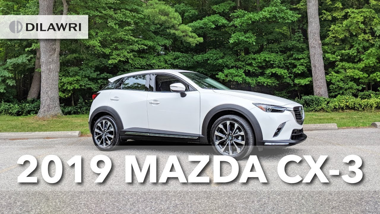 2019 Mazda Cx 3 Review Youtube