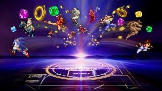 SEGA Genesis Classics (PS4) - Gameplay - Lista de Jogos, Sonic 1 & Streets of Rage 3 (Challenge)