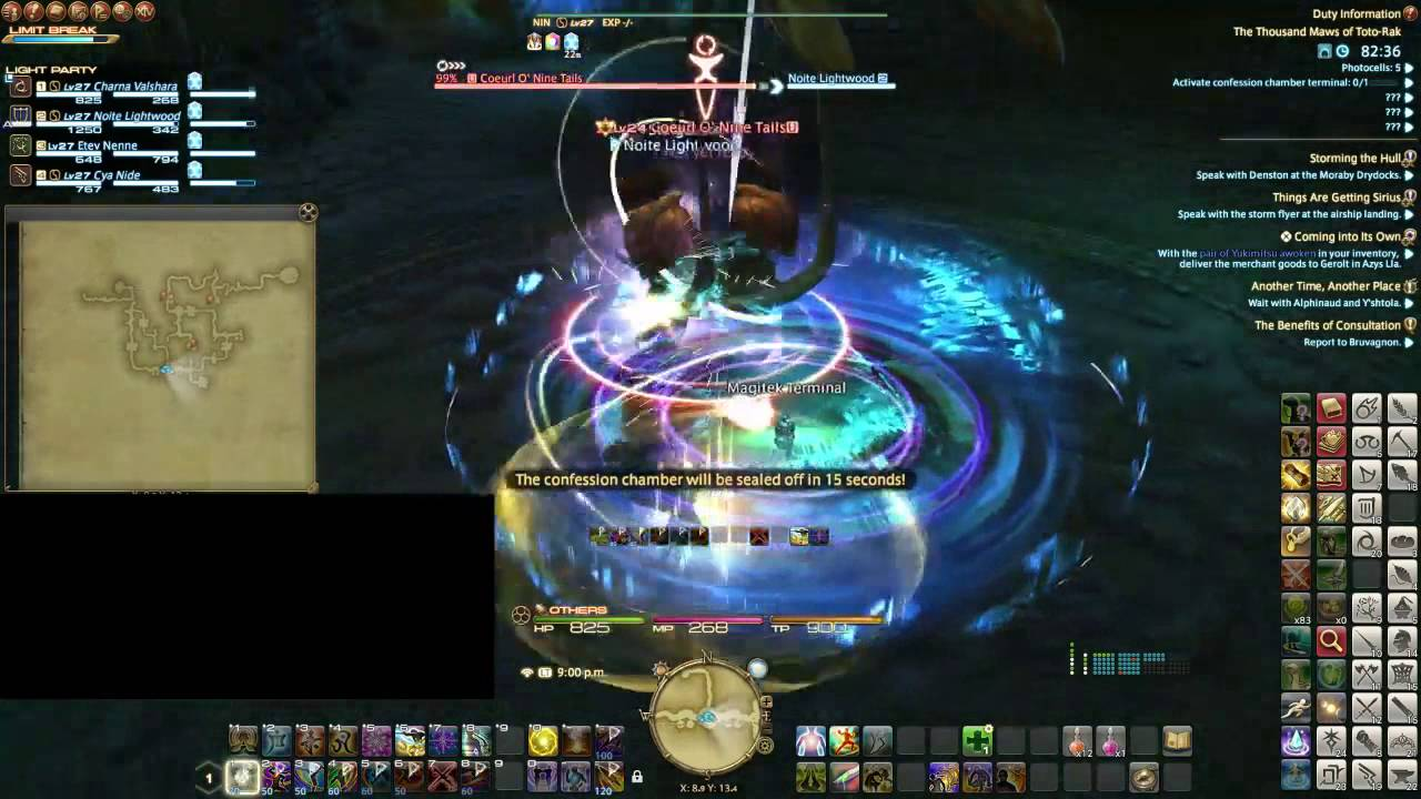 Ffxiv Duty Roulette High Level