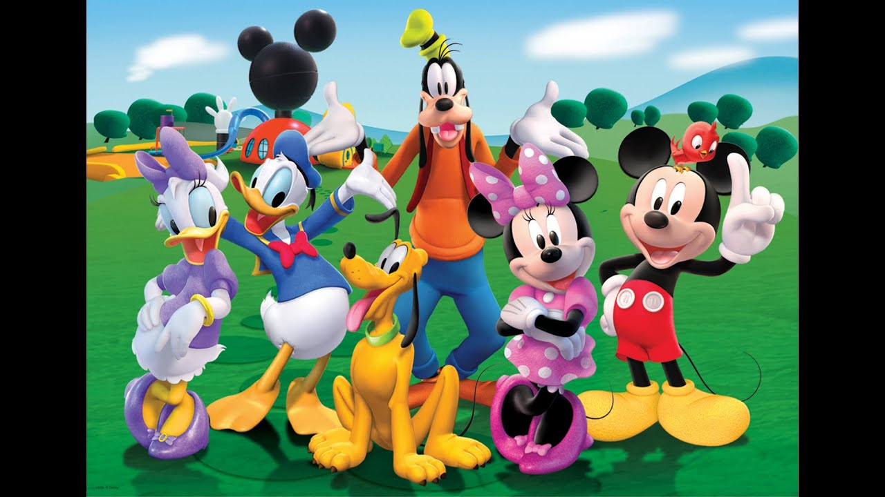 Mickey Mouse Clubhouse The Castle Illusion English Game