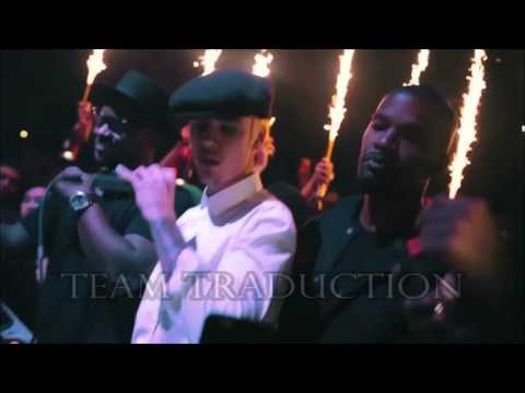 Justin avec DJ Tay James durant le #GrammyWeekend    VOSTFR
