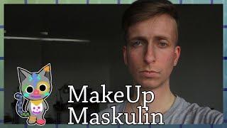 HowTo: MakeUp Maskulin ( ˇ෴ˇ )