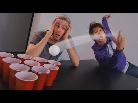 Ping Pong Battle - Rewi vs Bulien
