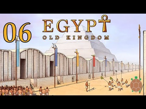 Egypt Old Kingdom | Let's Try Gameplay - Prologue - 06