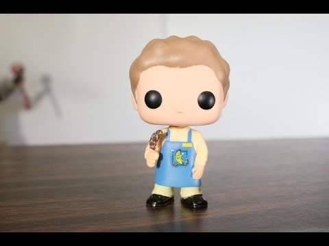 George-Michael Bluth Arrested Development Funko Pop review