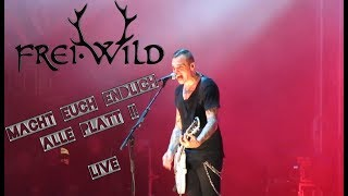 Download Video Frei.wild - Macht euch endlich alle platt Live Premiere -Baltic Open Air 2017 MP3 3GP MP4