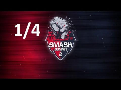 Smash Summit 2 Commentary Highlights Day 1/4