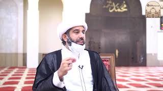 حياة النبي (ص) 23 - شق صدر النبي (ص) - سماحة الشيخ محمد آتش