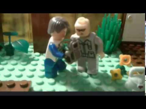 Lego мультфильм ужастик